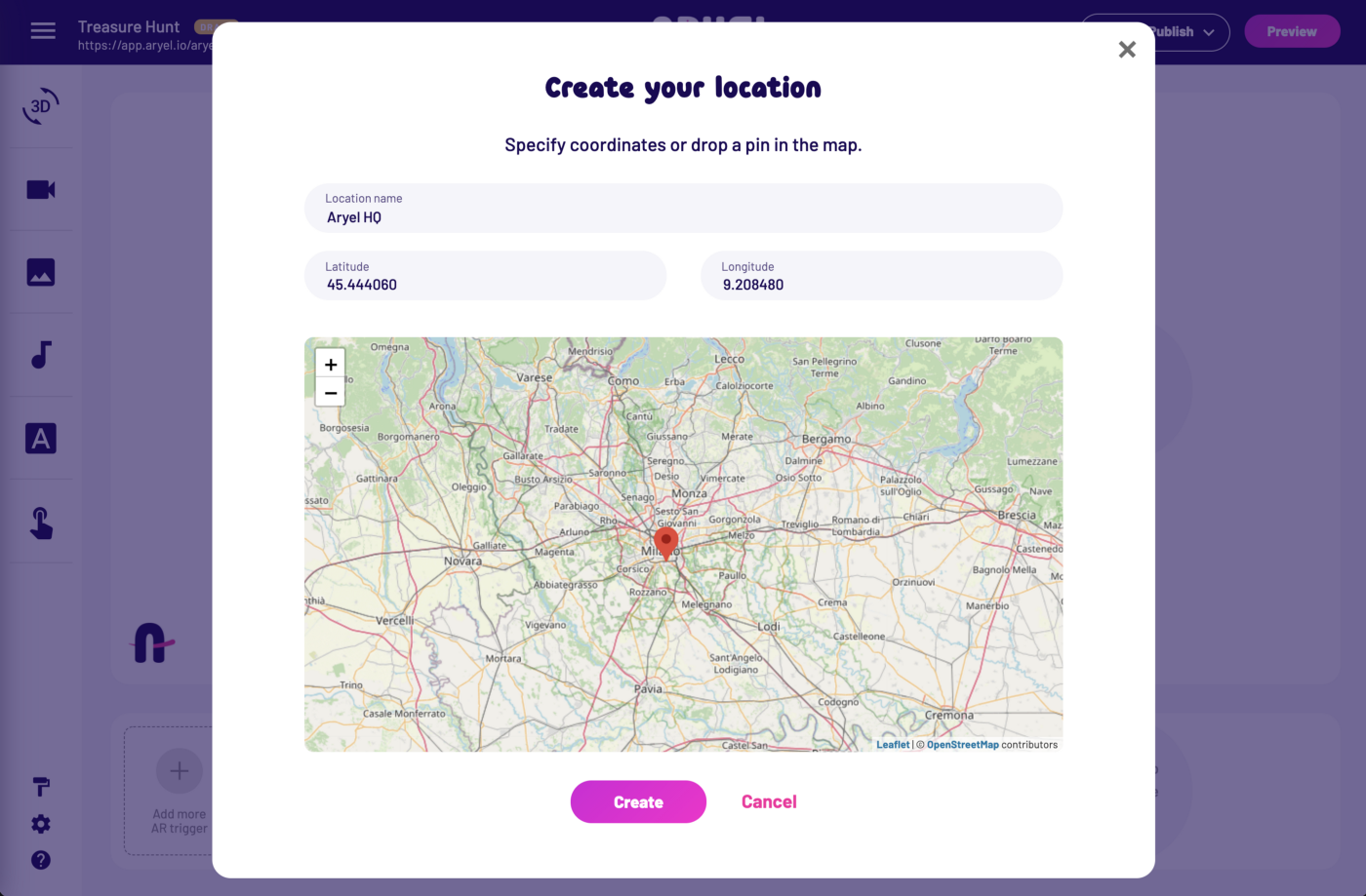 Getting Started with Geo-Based Step 4