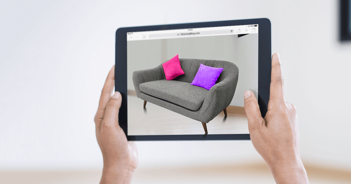 AR for ecommerce
