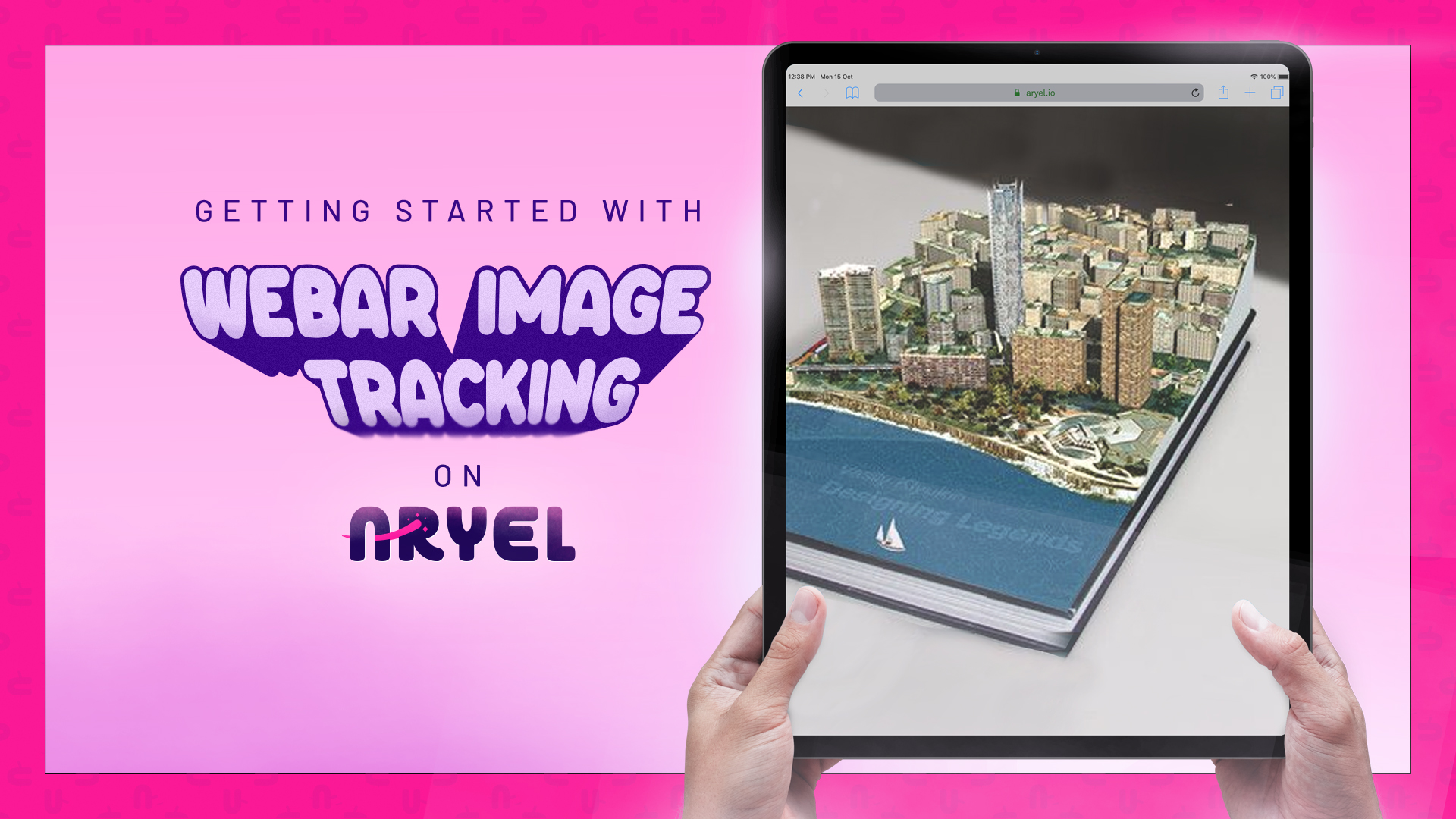 Getting Started with WebAR Imager Tracking